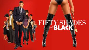 Se Fifty Shades of Black på Netflix