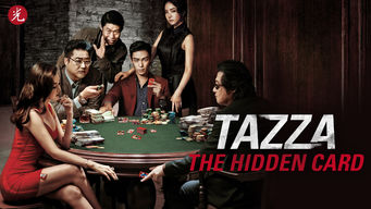 Se Tazza: The Hidden Card på Netflix
