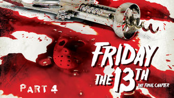 Se Friday the 13th: Part 4: The Final Chapter på Netflix