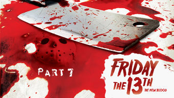 Se Friday the 13th: Part 7: The New Blood på Netflix