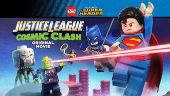 Se Justice League: Cosmic Clash på Netflix