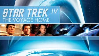 Se Star Trek IV: The Voyage Home på Netflix