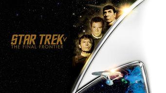 Se Star Trek V: The Final Frontier på Netflix