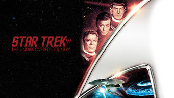 Se Star Trek VI: The Undiscovered Country på Netflix