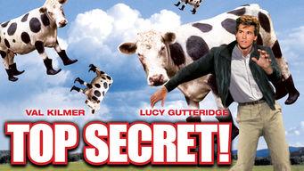 Se Top Secret! på Netflix