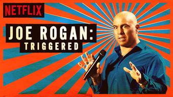 Se Joe Rogan Triggered på Netflix