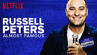 Se Russell Peters: Almost Famous på Netflix