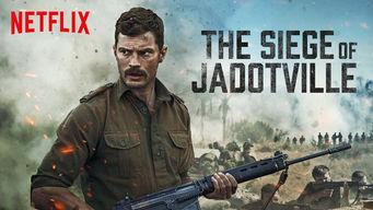 Se The Siege of Jadotville på Netflix