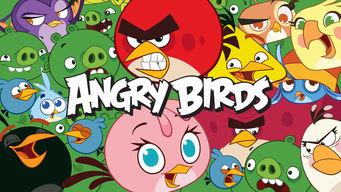 Se Angry Birds på Netflix