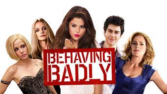 Se Behaving Badly på Netflix