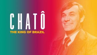 Se Chatô, O Rei do Brasil på Netflix