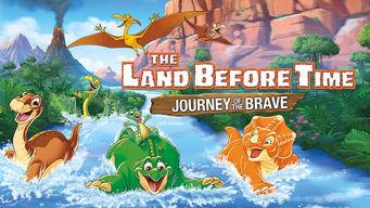 Se The Land Before Time XIV: Journey of the Brave på Netflix