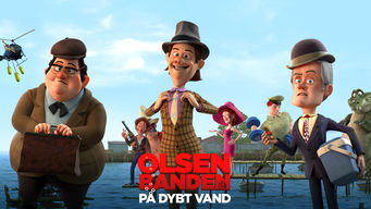 Se Olsenbanden På Dybt Vand på Netflix