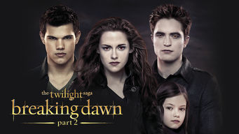 Se The Twilight Saga: Breaking Dawn: Part 2 på Netflix