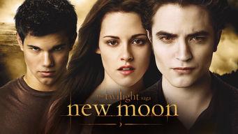 Se The Twilight Saga: New Moon på Netflix