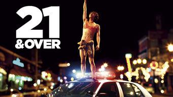 Se 21 & Over på Netflix