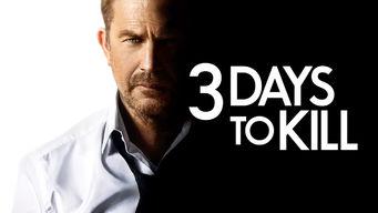 Se 3 Days To Kill på Netflix