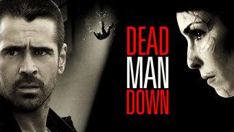 Se Dead Man Down på Netflix
