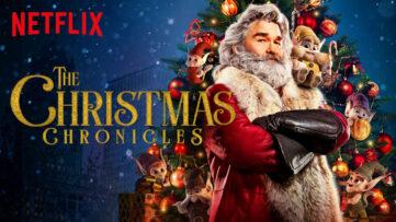 Liste over alle julefilm på Netflix