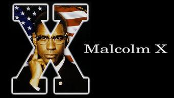 Se Malcolm X på Netflix