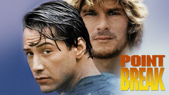 Se Point Break på Netflix