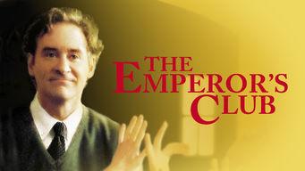 Se The Emperor's Club på Netflix