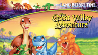 Se The Land Before Time II: The Great Valley Adventure på Netflix