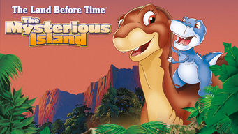 Se The Land Before Time V: The Mysterious Island på Netflix