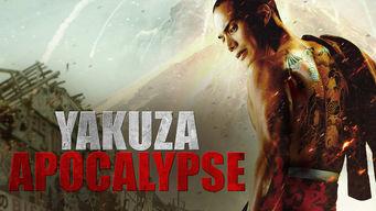 Se Yakuza Apocalypze på Netflix