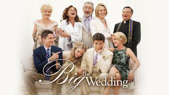 Se The Big Wedding på Netflix