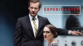 Se Experimenter på Netflix