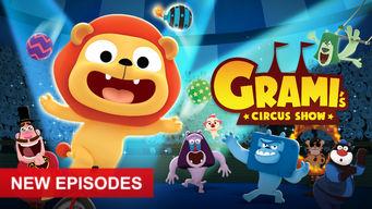 Se Grami's Circus Show på Netflix