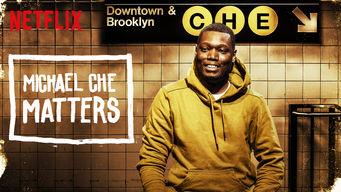 Se Michael Che Matters på Netflix