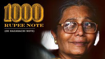 Se 1000 Rupee Note på Netflix