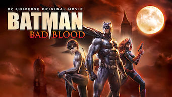 Se Batman: Bad Blood på Netflix