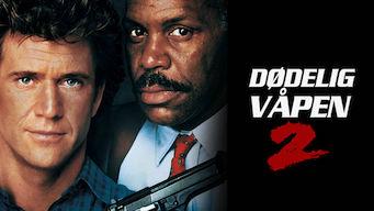 Se Lethal Weapon 2 på Netflix