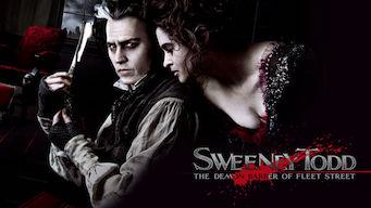 Se Sweeney Todd: The Demon Barber of Fleet Street på Netflix