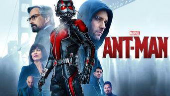Se Ant-Man på Netflix