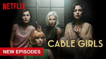 Se Las Chicas Del Cable på Netflix