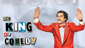 Se The King of Comedy på Netflix