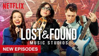 Se Lost & Found Music Studios på Netflix