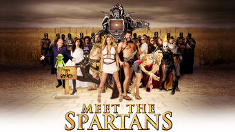 Se Meet the Spartans på Netflix