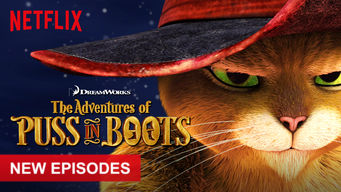 Se The Adventures of Puss in Boots på Netflix
