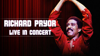 Se Richard Pryor: Live in Concert på Netflix