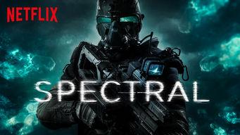 Se Spectral på Netflix