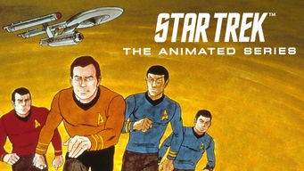 Se Star Trek: The Animated Series på Netflix