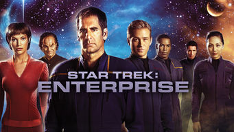 Se Star Trek: Enterprise på Netflix