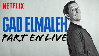 Se Gad Elmaleh Part en Live på Netflix