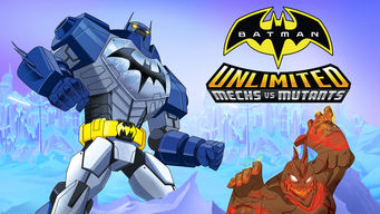 Se Batman Unlimited: Mechs vs Mutants på Netflix