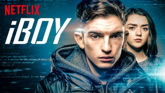 Se iBoy på Netflix